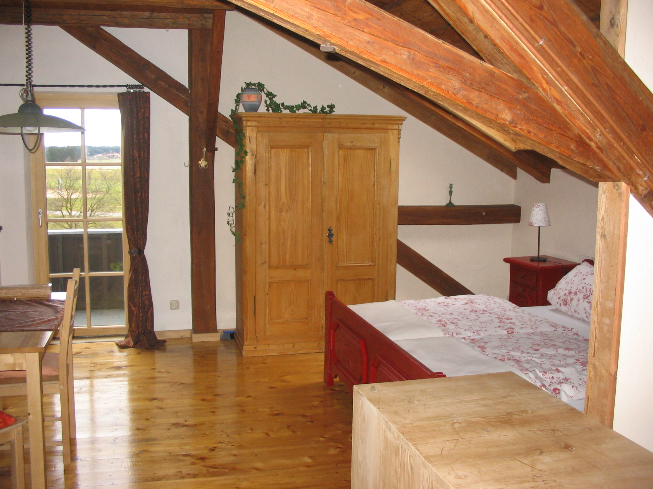 Ferienwohnung Chiemgau Appartement