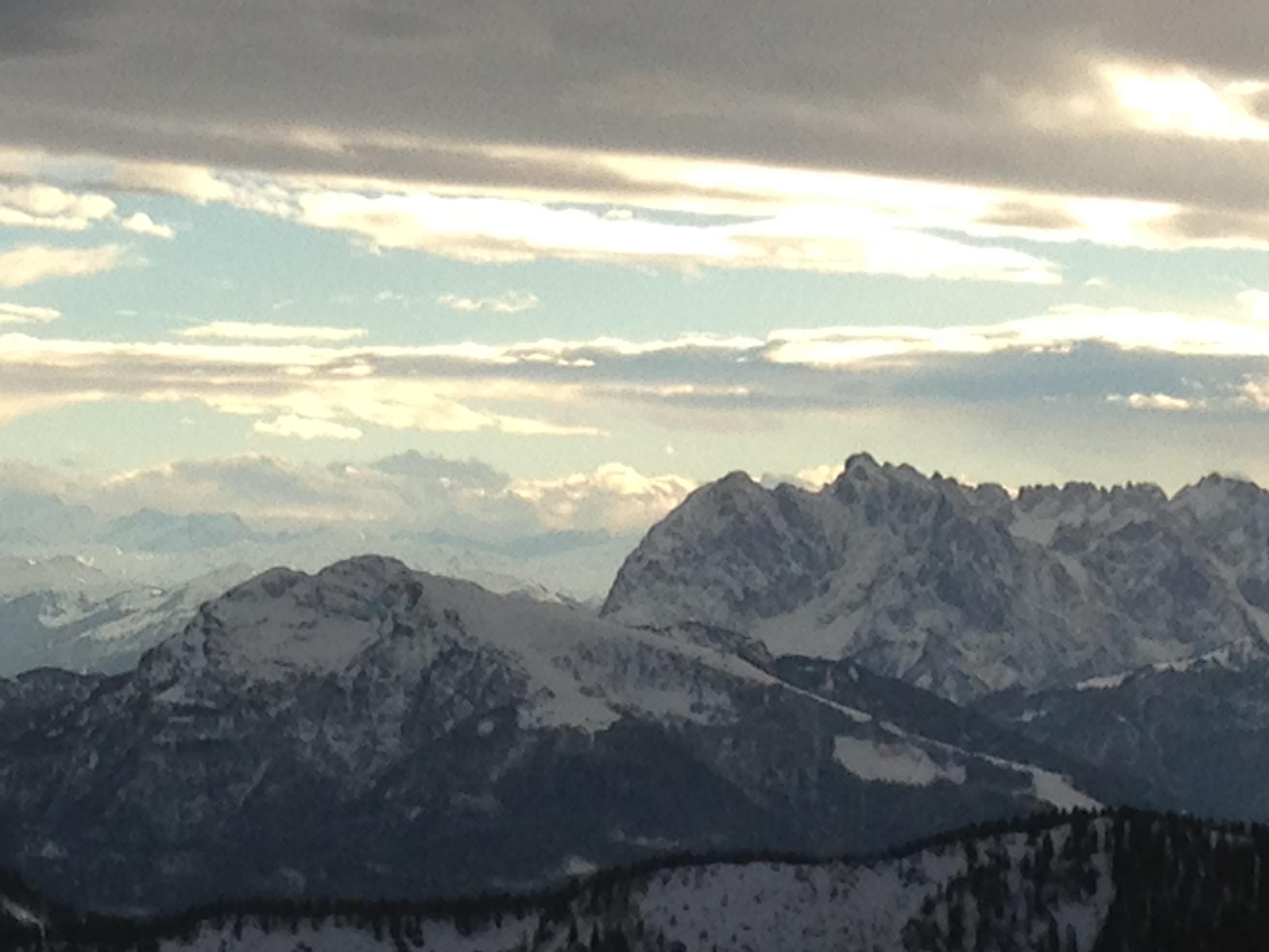Felln Skitour