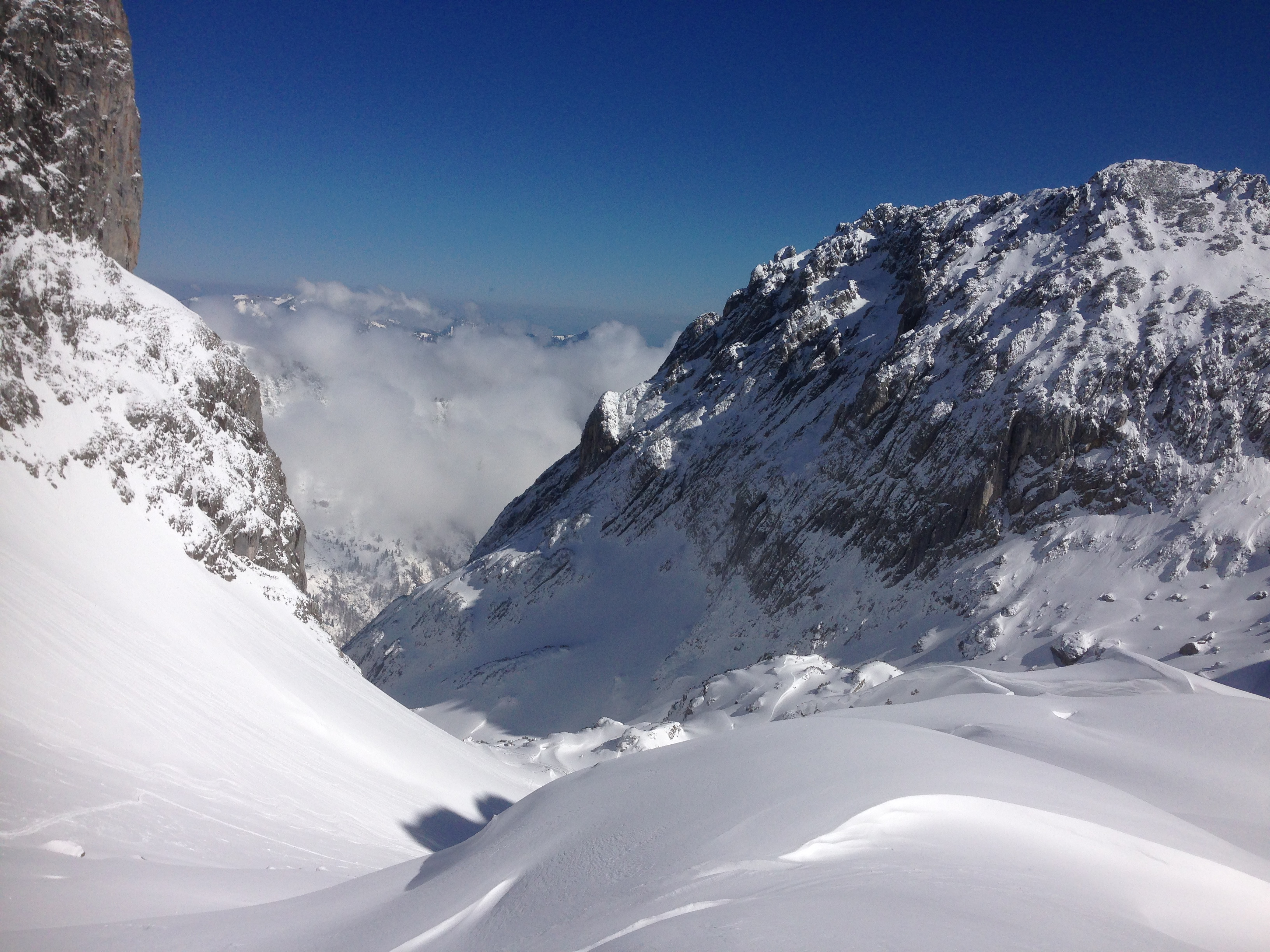 Wilder Kaiser Skitour
