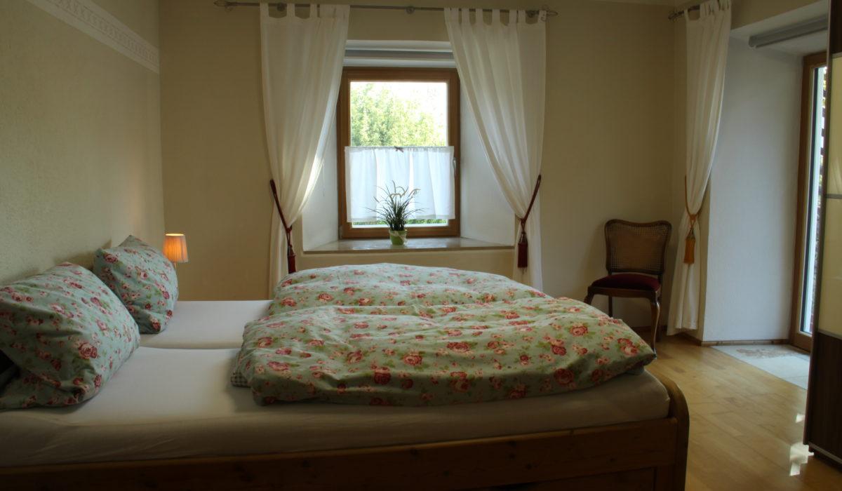 Schlafzimmer | Erdgeschoss Süd 3 Zimmer