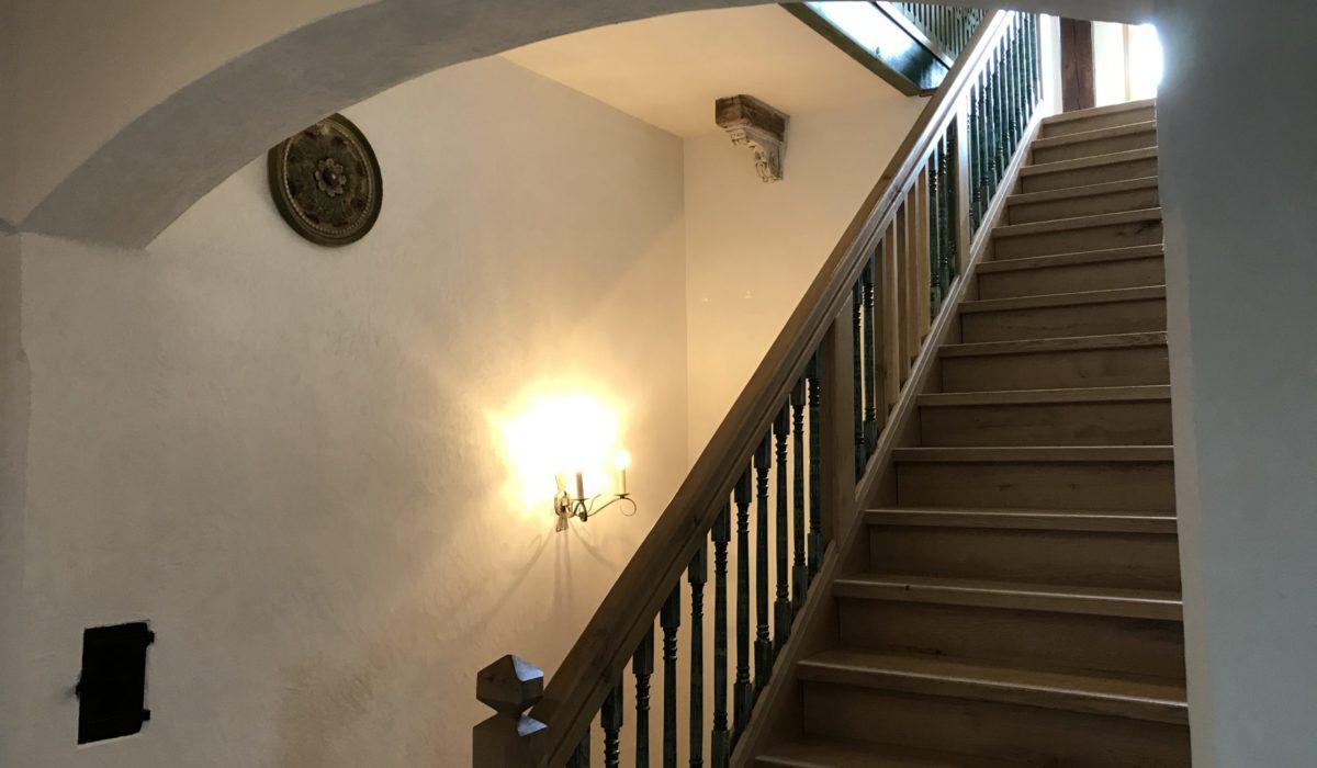 Treppe Haupthaus